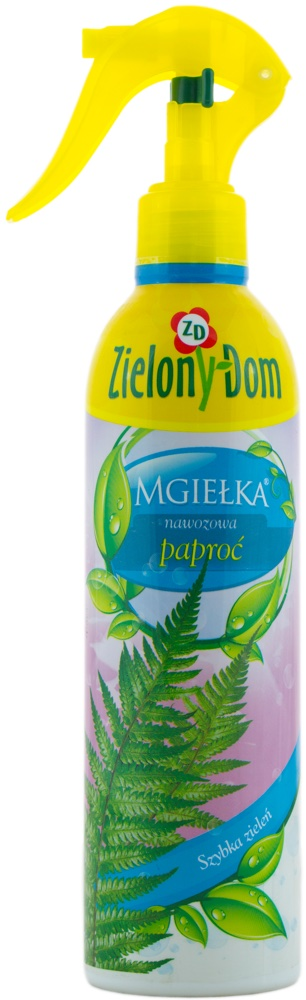 Mgiełka nawozowa do paproci 300 ml